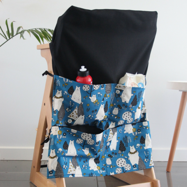 Bear - Large High Chair Caddy