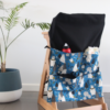 bears print large high chair caddy