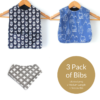 3 Pack of Boys Bibs