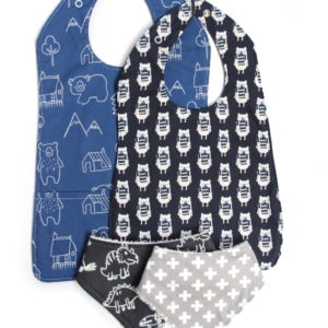 boys 4 pack bibs all sizes